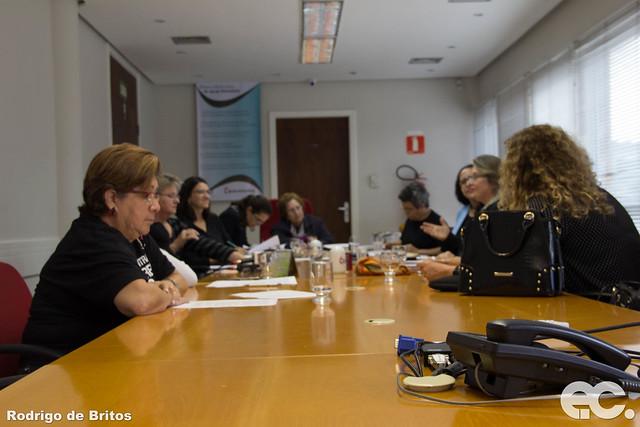 Reunião Mulheres