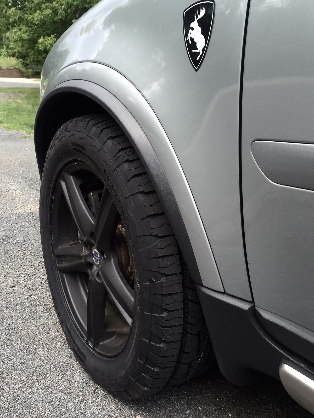 Swedespeed Forums 255 55 19 Continental TerrainContact A T tires