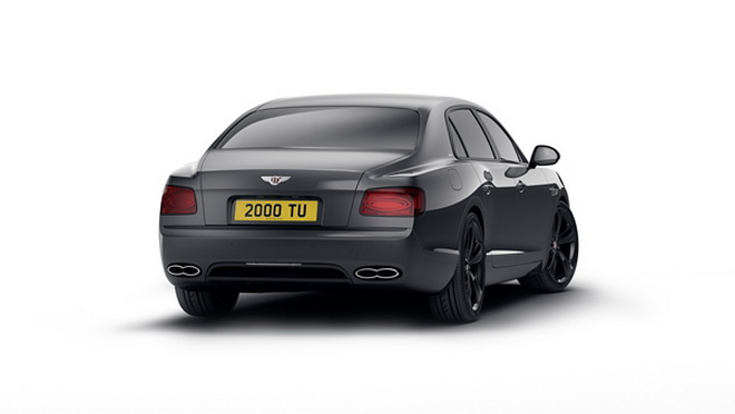 賓利飛馳V8 S Black Edition車型 (5)