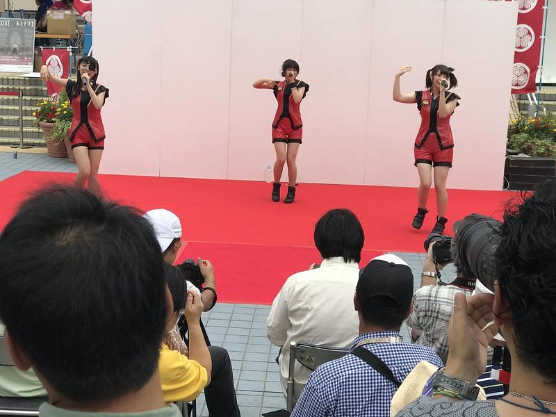 水戸黄門まつり 2017年8月5日