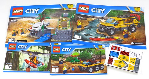 LEGO City Jungle 60161 Jungle Exploration Site 04