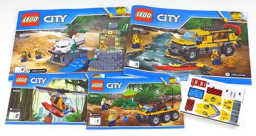 LEGO City Jungle 60161 Jungle Exploration Site 04