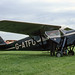 DH.85 Leopard Moth G-ATFU Leicester East 5-7-80