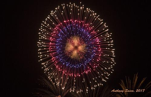 Maltese Fireworks Shell