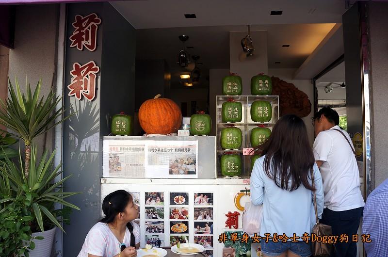 台南孔廟與附近美食30莉莉水果店