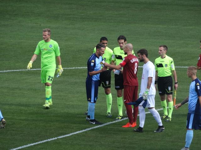 Albinoleffe - Santarcangelo 3-1