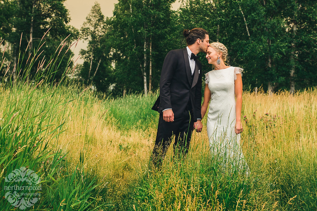 Newlywed Couple - Prince George BC