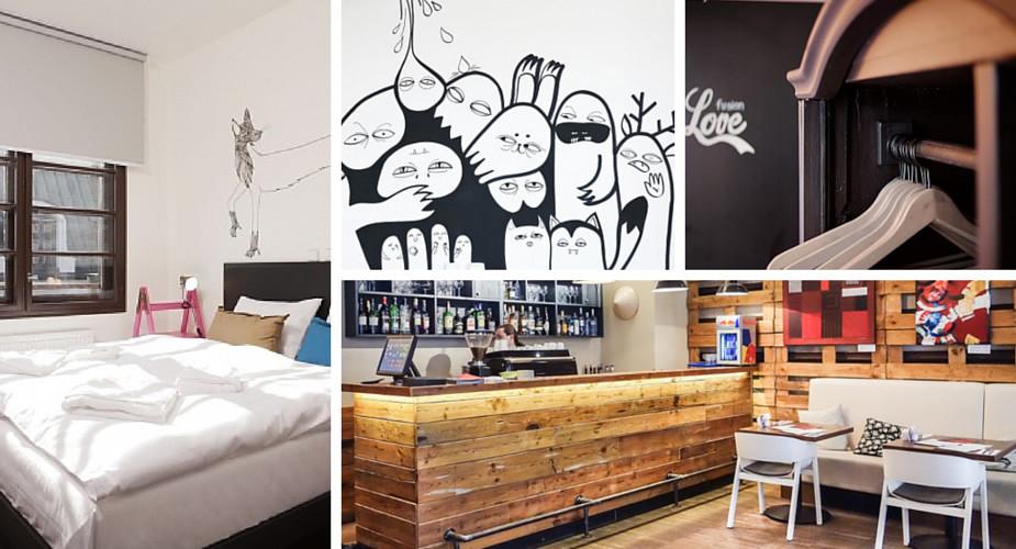 Stedentrip Praag (foto's door: Fusion Hotel) | Mooistestedentrips.nl