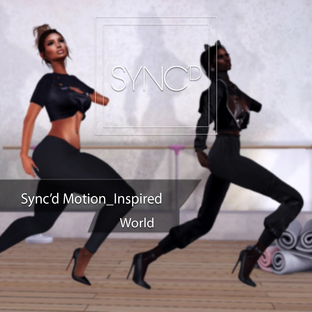 Sync'd Motion__Inspired - World Pack