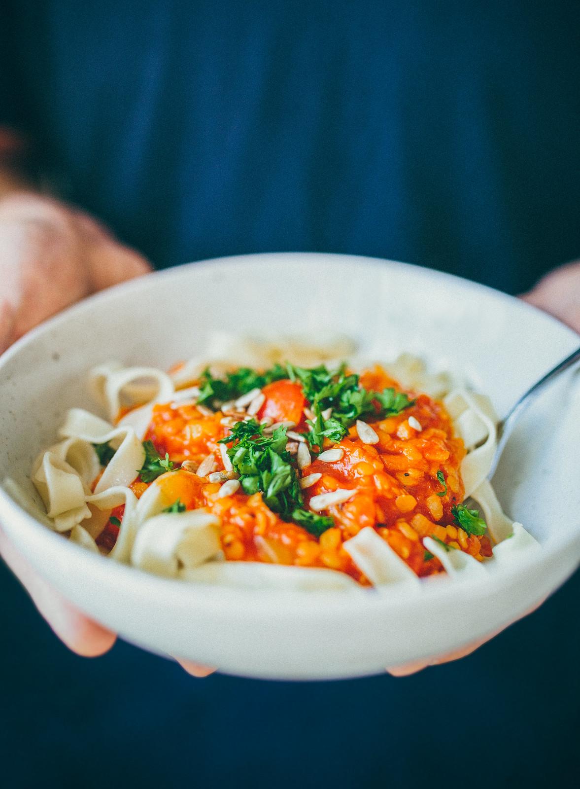 lins- och tomatsås - karinevelina.se