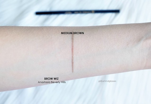 Anastasia Beverly Hills Brow Wiz Medium Brown swatch