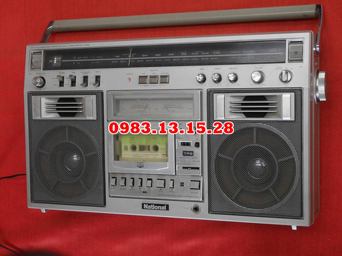 Cassette National FM_AM RX-5600