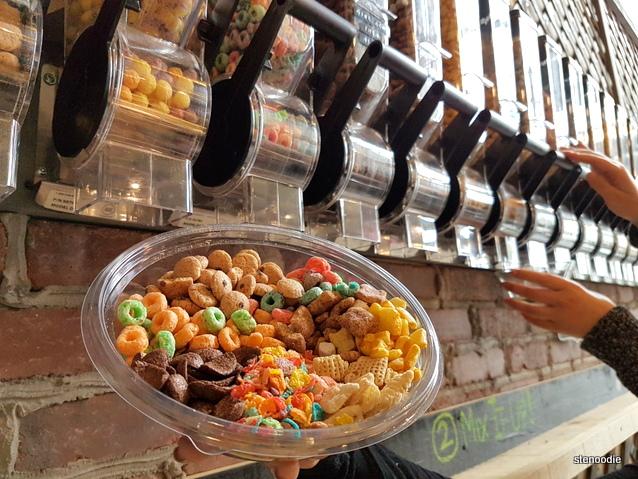 Silo 13 cereal bar