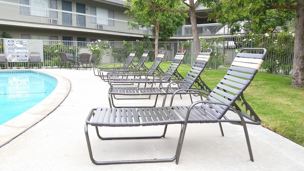 CFR Contract Commercial Patio Furniture Restoration Job For Garden Grove  Apartments U2022 U003ca Styleu003d