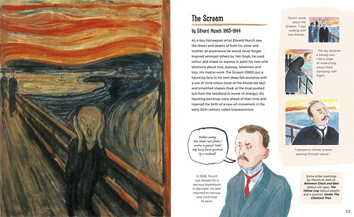 Mick Manning and Brita Granström, The Story of Paintings