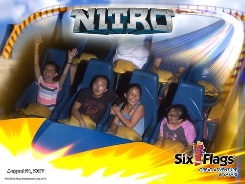 2017 Six Flags