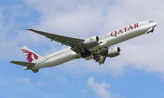 Qatar Airways Boeing 777-300