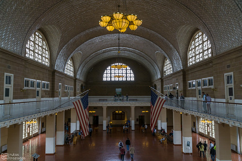 Ellis Island Immigration Station