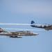 Hawker Hunter et Sea Fury by eodin1