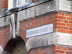Durward Street aka Buck's Row