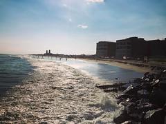 #JacobRiisPark #AtlanticOcean #beach #QueensNY #USA #Wednesday #August 16th 2017 #RiisPark #RiisBeach #TheRockaways #Rockaways #RockawayBeach #BreezyPoint #QueensNewYork #LongIsland #Winnecomac #IndependentLongIsland #summer #summersun #sunshine #I❤