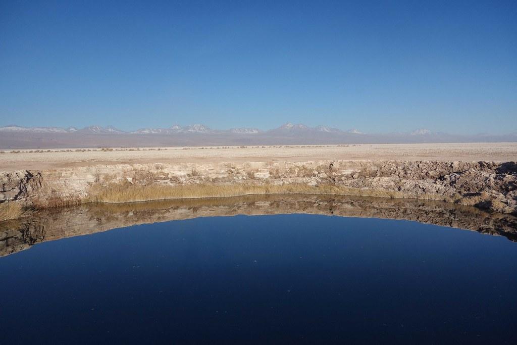 San Pedro Atacama - Ojos del Salar 2
