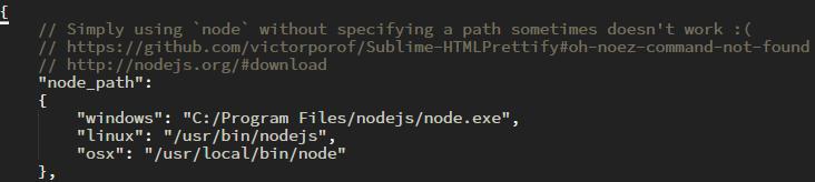 Node.jsのパスを設定