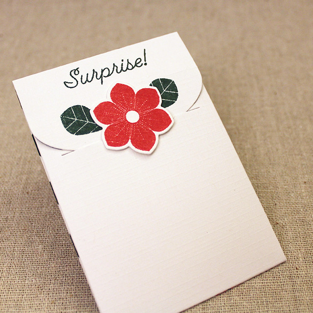 Holiday Gift Card Holder 2