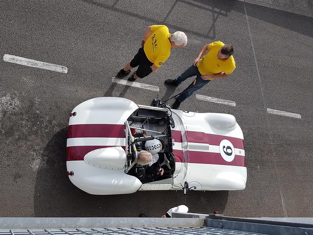 1968 Elva Mk8