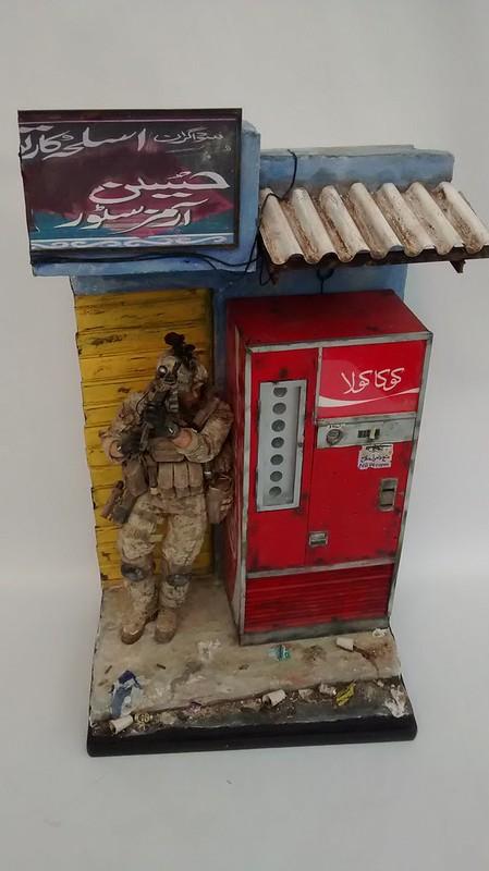 """ Coke save the Marines ""  Kabul - Afghanistan war 2012 36801435371_a95ba4359c_c"