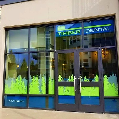 Front view of Tmber Dental Bethany Portland