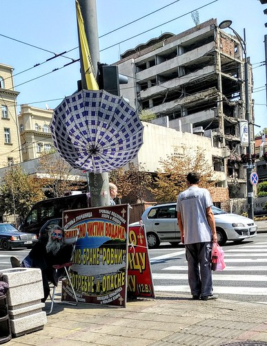 Downtown Belgrade - Serbia