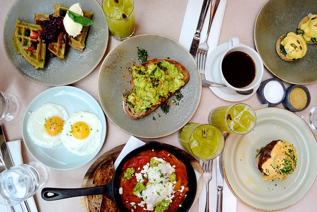 Sunday Brunch at Rail House Cafe, Victoria | www.rachelphipps.com @rachelphipps