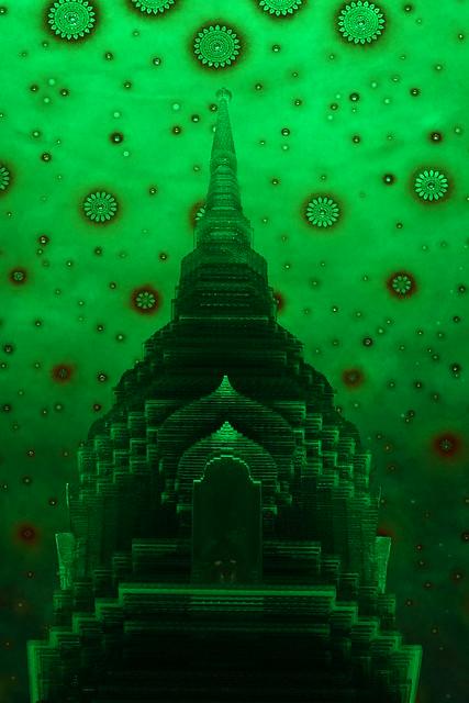 The Glass Pagoda