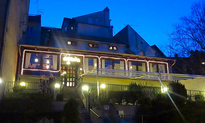 Zagreb Croatia bars restaurants