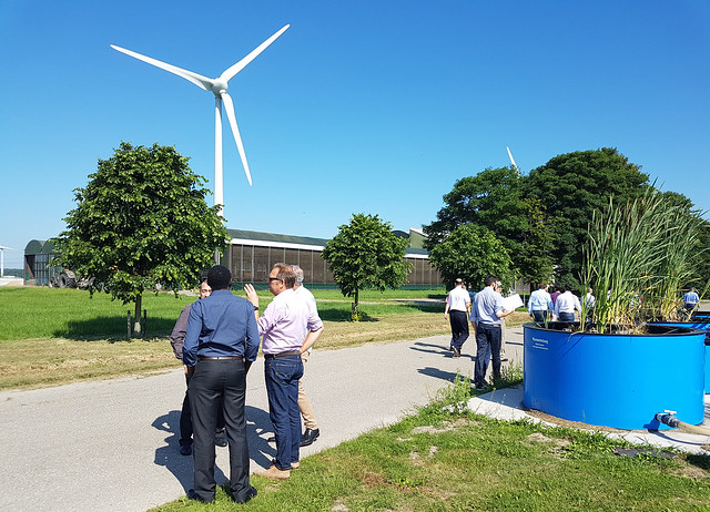 """H2020 project """"EnergyKeeper"""" partners meeting in Netherlands"""