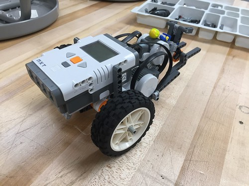 New robot design