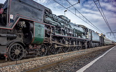 Locomotive d'or - Photo of Montracol