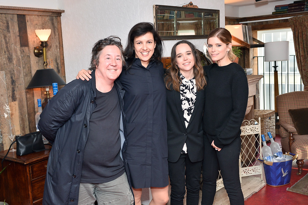 Producer Christine Vachon, Director Tali Shalom Ezer, and actresses Ellen Page and Kate Mara | Photo: Getty Images