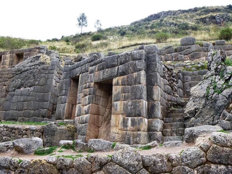 Peru - Cuzco - Tambomachay