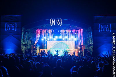 he Flaming Lips close Festival No.6, Portmeirion, Wales, UK on Sunday 10th September, 2017