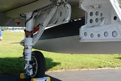 EAA2017Fri-0228 Douglas TA-4J Skyhawk 158141 N234LT - left main landing gear