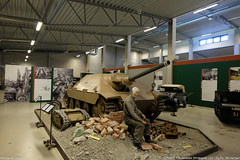 Jagdpanzer 38 Hetzer at Arsenalen Strängnäs (S)