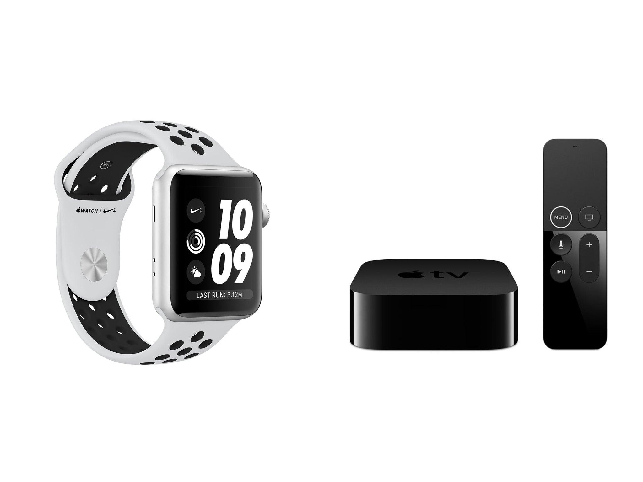 Apple Watch AppleTV