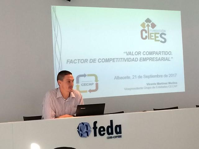 Encuentro +Implicados Albacete (Juves 21 de septiembre)
