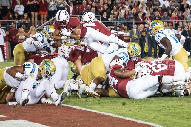 UCLA vs Stanford 2017