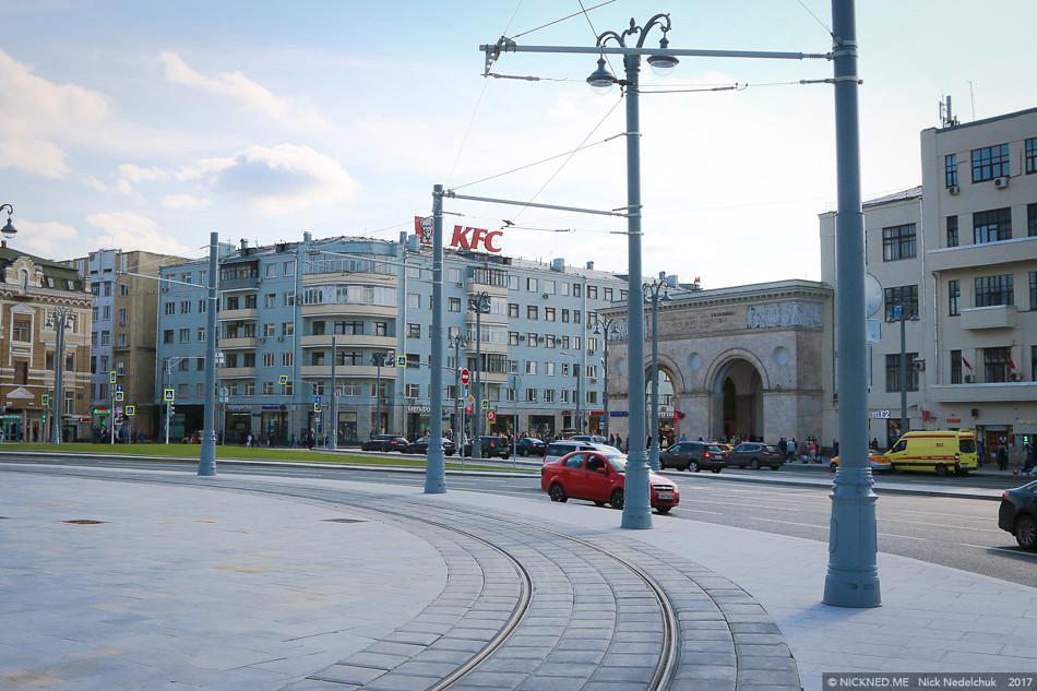 Площадь у Белорусского вокзала просто не узнать! IMG_4241