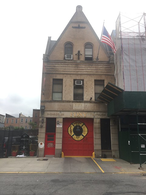 Engine 235 · Battalion 57