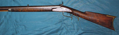 Another Ohio - Made Rifle By Samuel L. Walker