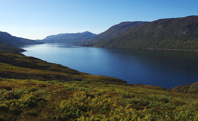 Day 8: At Kangerluarsuk Tulleq fjord